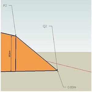 Geo-Control-Geometre-Expert-Bruxelles-Etude topographique-Calcul de cubatures